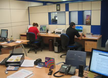 Our Spanish Lotter Office